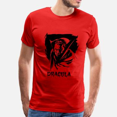 Blood Dracula Dracula - Men's Premium T-Shirt