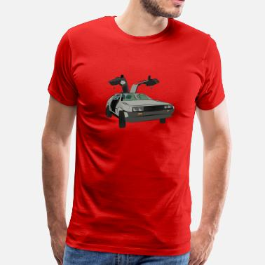 Delorean Delorean - Men's Premium T-Shirt