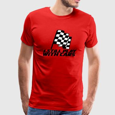 cars - Men's Premium T-Shirt