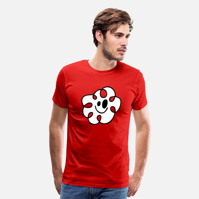 Jammer T-Shirts - Um Jammer Lammy Tee - Men's Premium T-Shirt red
