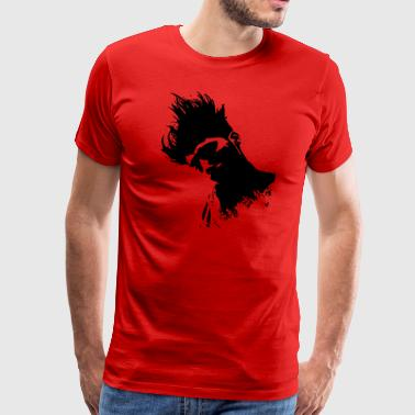 the wave - Men's Premium T-Shirt