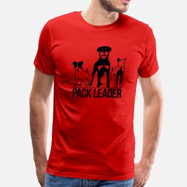 Pack Leader pack leader - Men's Premium T-Shirt