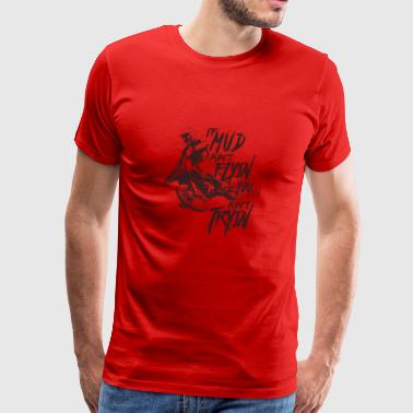 bikers design - Men's Premium T-Shirt