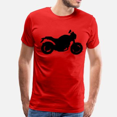 Ducati Monster Ducati Monster - Men's Premium T-Shirt