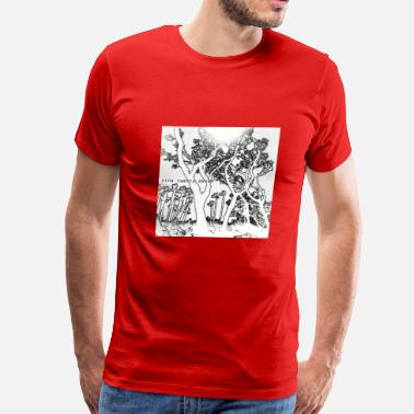 Twenty-nine Nine Twenty Seven - Trees - Men's Premium T-Shirt