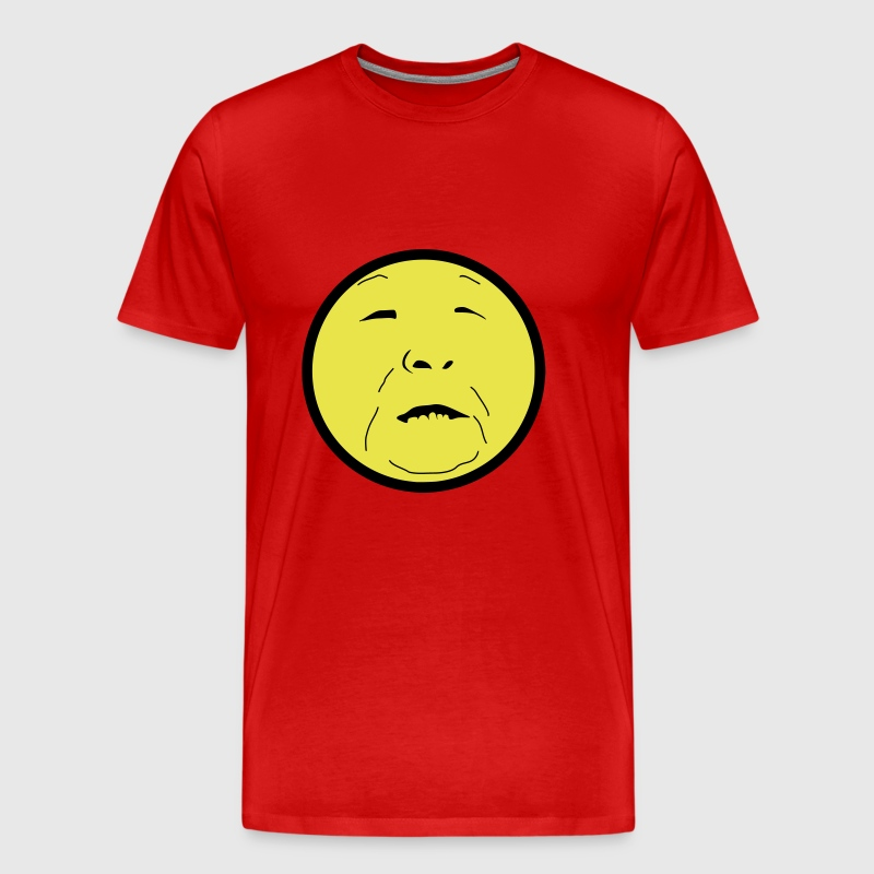 Baba Vanga smile - Men's Premium T-Shirt