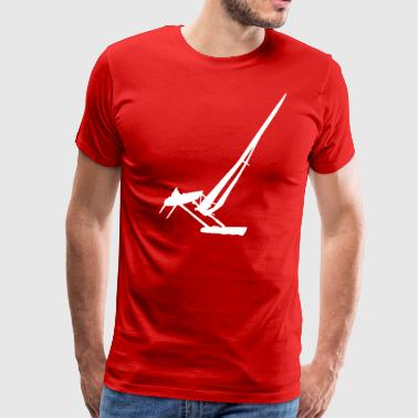 catamaran - Men's Premium T-Shirt