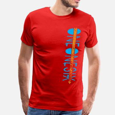 Christian Romans 1 16 Unashamed 116 - Men's Premium T-Shirt