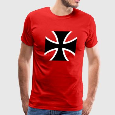 Cross Of Iron Iron Cross - Men's Premium T-Shirt