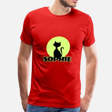 Sophie Sophie first name - Men's Premium T-Shirt