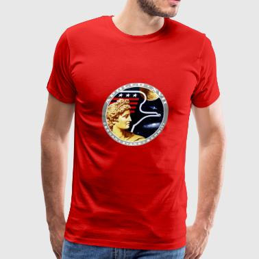 APOLLO 17 Shirt - Men's Premium T-Shirt
