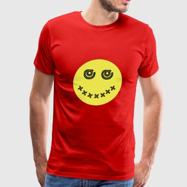 stich mouth - Men's Premium T-Shirt