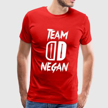 NINTENDO NEGAN - Men's Premium T-Shirt