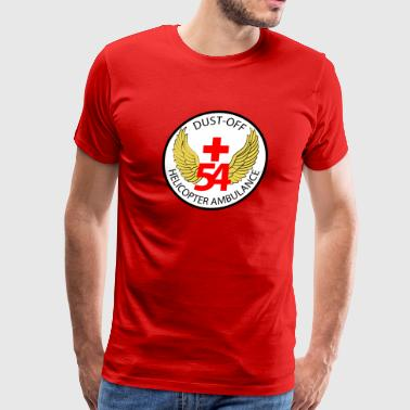 54th Medical Detachment - Dust-Off - Men's Premium T-Shirt