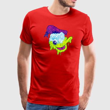 Ronald Yuck - Men's Premium T-Shirt
