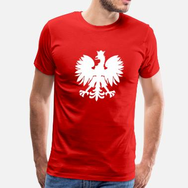 Polish Eagle polish eagle - Men's Premium T-Shirt