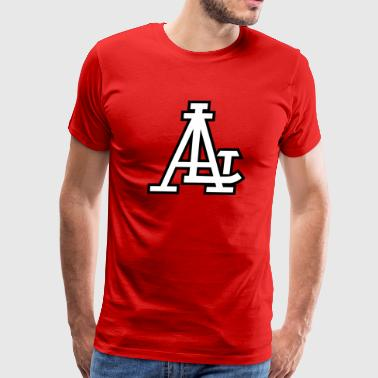 Atlanta ATL Logo - Men's Premium T-Shirt