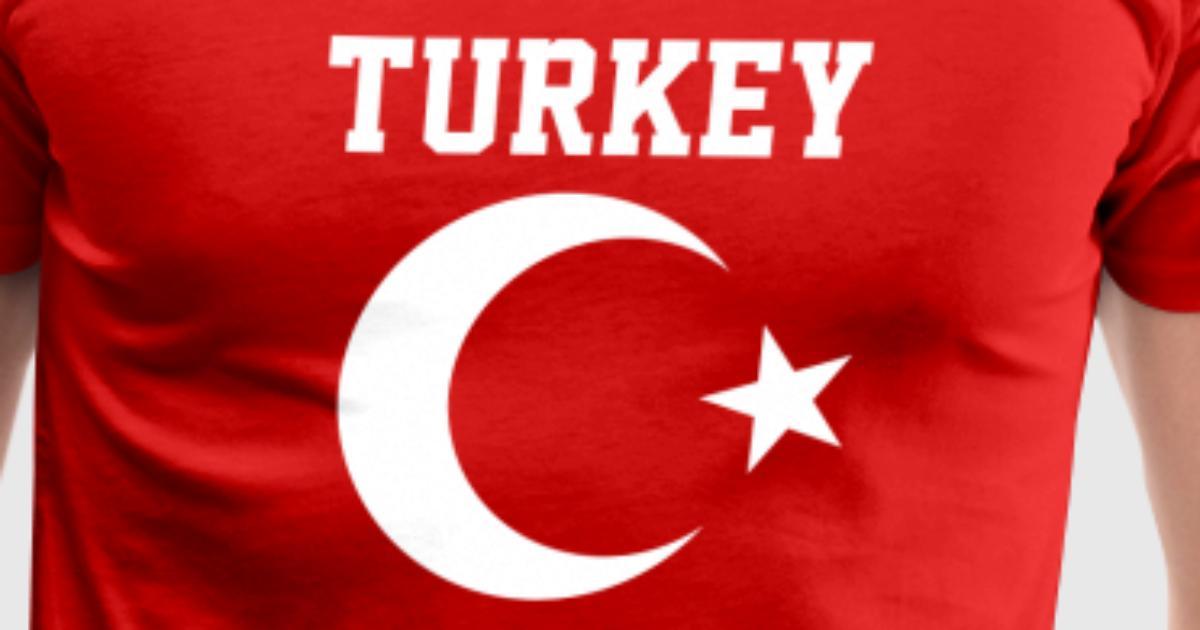 turkish turkey flag crescent moon and star by semogaberkahya