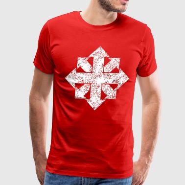 Symbol Of Chaos CHAOS - Men's Premium T-Shirt