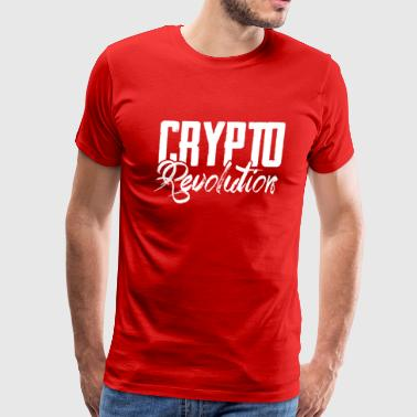 Crypto Revolution II - Men's Premium T-Shirt