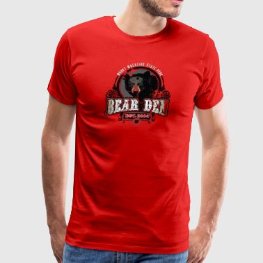 Bear Den - Men's Premium T-Shirt