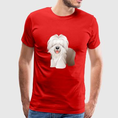 Cute and sweet puppy 28 - Men's Premium T-Shirt