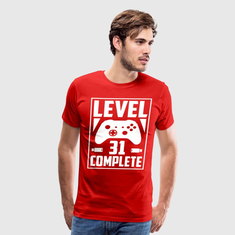Level 31 Complete - Men's Premium T-Shirt