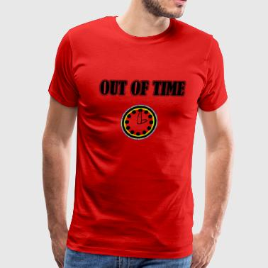 Out of time - Men's Premium T-Shirt