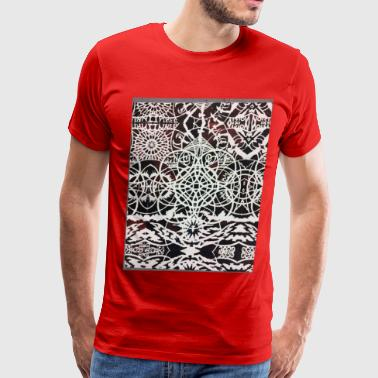 Geometry of Sky Dwellers - Men's Premium T-Shirt