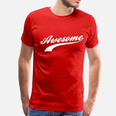 Sexy Baseball Awesome - Men's Premium T-Shirt