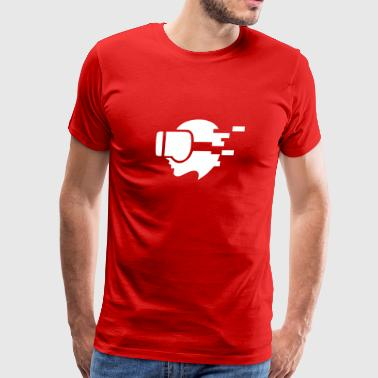 Hyper Virtual Reality - Men's Premium T-Shirt