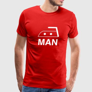 Iron Iron Man - Men's Premium T-Shirt