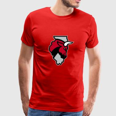 Chicago Bulls - Men's Premium T-Shirt