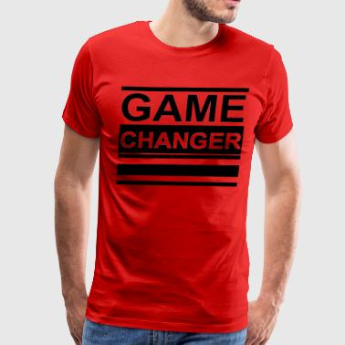 Game Changer - Men's Premium T-Shirt