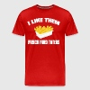 Sling Blade - I Like Them French Fried Taters - Men's Premium T-Shirt