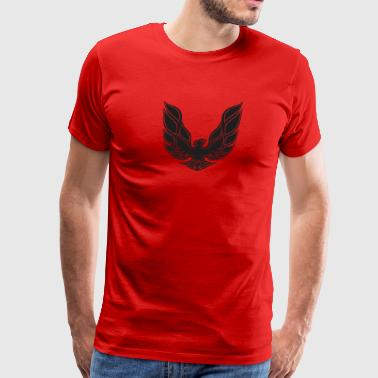 trans am logo - Men's Premium T-Shirt