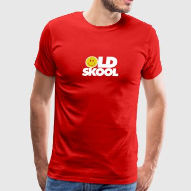 Old Skool - Men's Premium T-Shirt