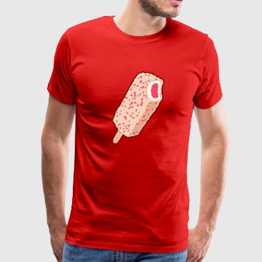 Strawberry Cake Ice Cream Bar - Men's Premium T-Shirt