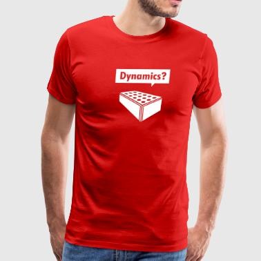 Dynamic Dynamics? - Men's Premium T-Shirt