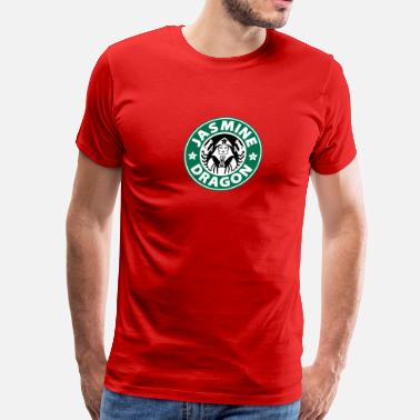 The Last Airbender The Jasmine Dragon - Men's Premium T-Shirt