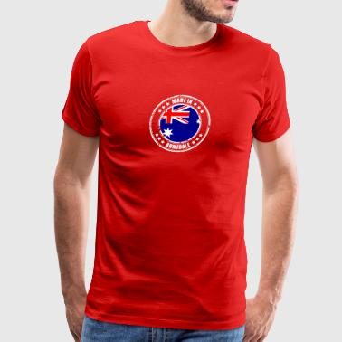 MADE IN ARMIDALE - Men's Premium T-Shirt