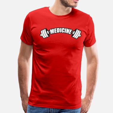 Sports Medicine Barbell - Iron Medicine - Men's Premium T-Shirt