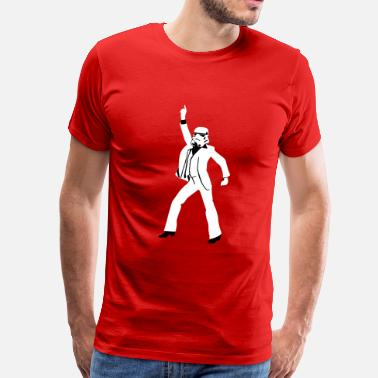 Saturday Night Fever Saturday Night Trooper - Men's Premium T-Shirt