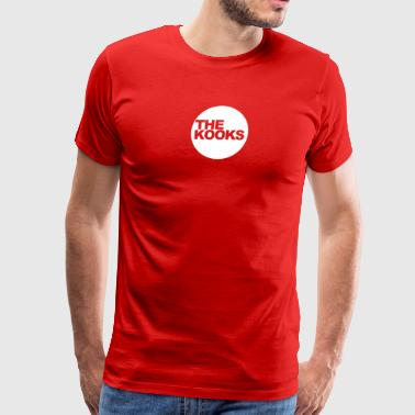 the kooks logo Music tee - Men's Premium T-Shirt
