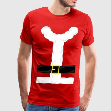 Santa Claus Suit - Men's Premium T-Shirt