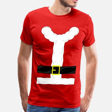 Claus Santa Claus Suit - Men's Premium T-Shirt