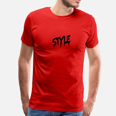 Styling Style - Men's Premium T-Shirt