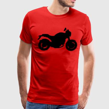 Ducati Monster - Men's Premium T-Shirt