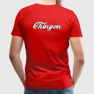 Men's Premium T-Shirt - Cool,Mexican,awesome,chingon,dope,illustration