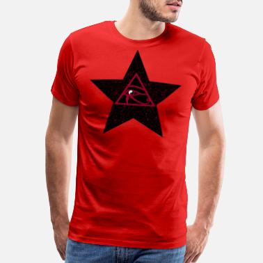 True North Strong True North STAR - Men's Premium T-Shirt